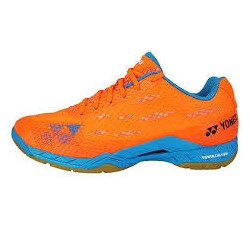 Badminton Shoes Yonex SHB Cushion Aerus Men Orange
